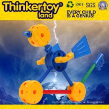 Pattern Blocks DIY Educational Toys for School