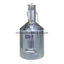 Zcheng inoxidável metal combustível volume medição pode Prover (ZCMC-20)