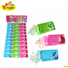 good quality sweets with fruity flavor tablet candy