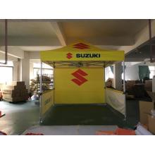 3x3m Hochleistungs-Hexagon-Aluminium-Werbezelte für SUZUKI