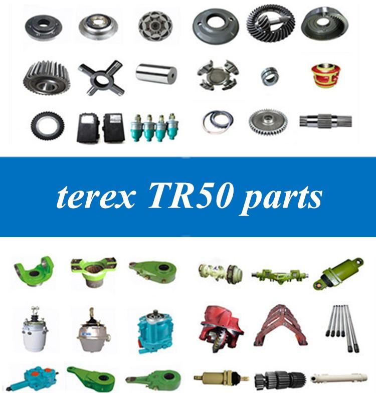 Terex tr50 parts