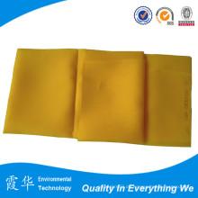 100% DPP gelbes Monofilament Polyester Siebdruck Mesh