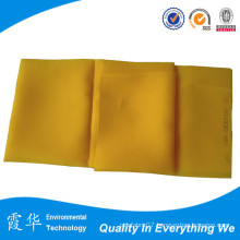 100% DPP yellow monofilament polyester screen printing mesh