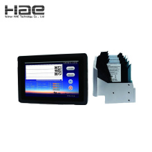 HAE-1200 4 lines inkjet coder for eggs