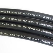 High Pressure 8Mm Rubber Flexible SAE J30 R6/R7 Diesel Fuel Hose