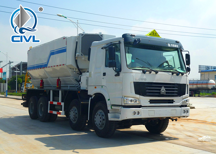 15tons Anfo Explosive Truck 2
