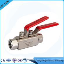 high pressure a216-wcb body ball valve