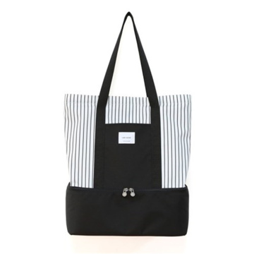 Cooler Lunch Tote Zippered Beach Bags para Mujeres