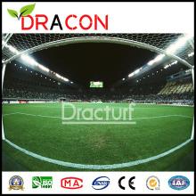 Mejor calidad mini campo de fútbol césped artificial (G-5506)