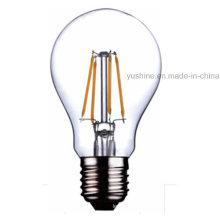 6W LED A60 bombilla de filamento con bajo precio