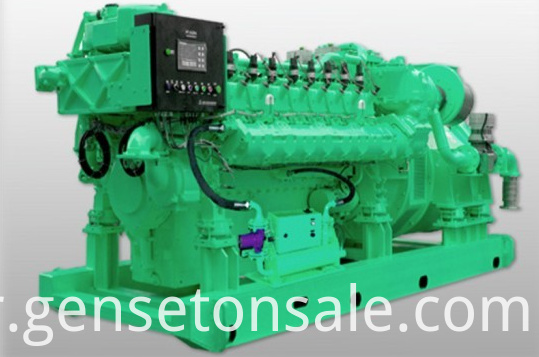 300kw Gas Power Generator Set