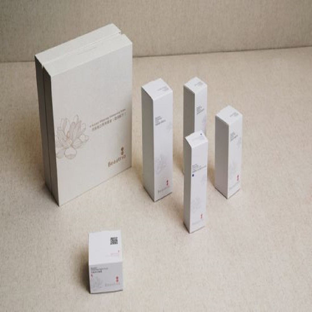 Fancy Small Paper Perfume Packaging Box