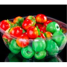 Пластиковая коробка для фруктов для маленьких помидоров