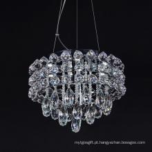 pendurado lustre de cristal pingente de bola de cristal lustre