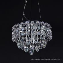 lustre en cristal lustre boule de cristal pendentifs lustre