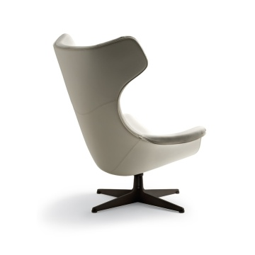 Fauteuil contemporain pivotant REGINA II chair