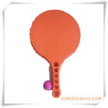 Brindes promocionais para bola de praia raquete OS05009