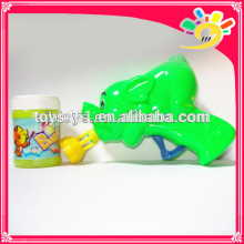 Cartoon Elephant Design Bubble Gun,Funny Friction Bubble Gun Toy,Flashing Bubble Gun For Kids With Bubble Water
