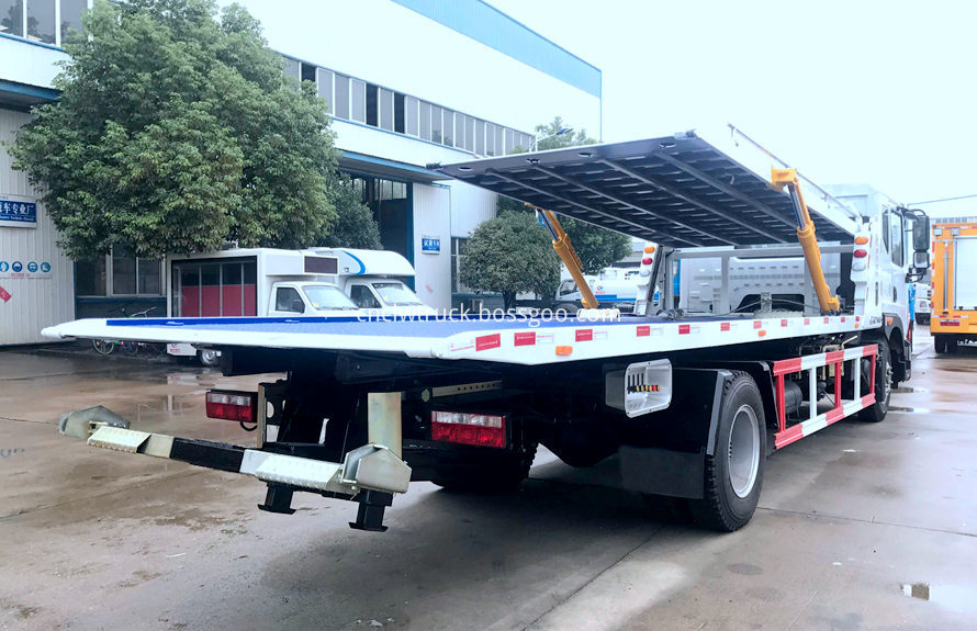 flatbed tow truck 4