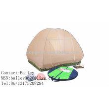 Rede de mosquiteiro auto-suporte de poliéster