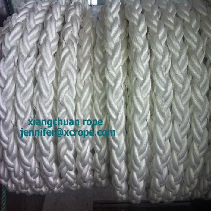 78mm 8 Strands Polypropylene Rope