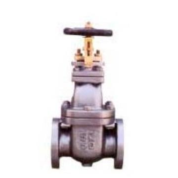 Válvula de compuerta de hierro fundido marina (RX-MV-RK JIS F7363 5K)