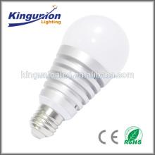 2014 Shenzhen la mejor calidad del cuerpo de aluminio bombilla LED