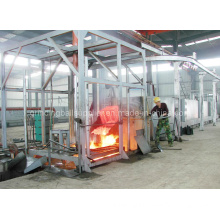 Heat Treatment Furnace Oil Quenching Production Line