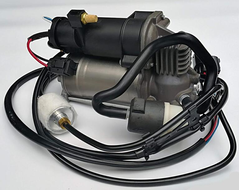 OEM Quality Air Suspension Compressor Pump for Range Rover L405 2013-2016 Range Rover Sport L494 2014-2016 OEM Number LR069691 LR047172 LR044566 LR037070 LR056304 One Year Warranty