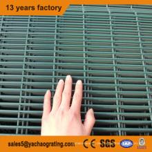 PVC-beschichtete 358 Sicherheitszaun-Gefängnismasche