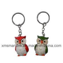 Figürchen-Eulen-Schlüsselketten-Geschenke