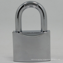 Heavy Duty Solid Brass Padlock W/Chrome Plated (NR640)