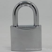 Heavy Duty Solid Brass Padlock W/Chrome Plated (NR640)