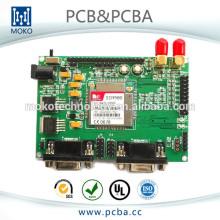 OEM GPS GSM receiver pcb wavecom gsm module