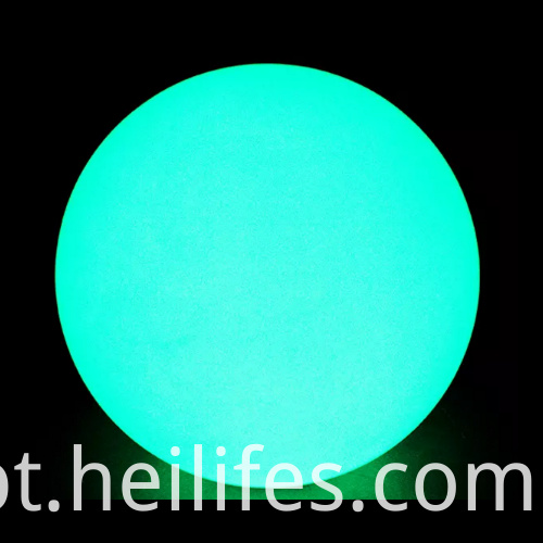 USB charge LED ball light