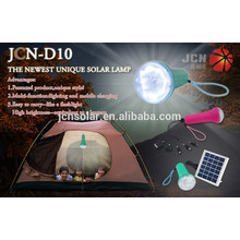 New patent hot sale Factory price portable solar led lamp outdoor