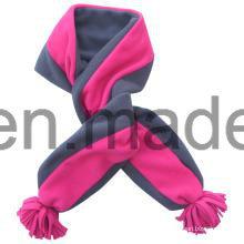 Hot vendendo senhora quente Knitting Polar velo lenço