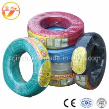 Fil électrique à isolation de PVC