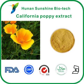 Хорошая растворимость в воде калифорнийский Мак Eschscholzia сащогтса экстракт порошок