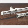Gebrauchte Hotelvorhänge, Aluminiumprofil-Schiebefenster, Aluminium-Polschieber