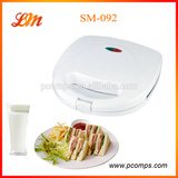 2016 Sandwich Maker Custom Plates With Grill Plate.