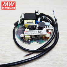 Original MEANWELL 160W constant current + constant voltage highbay driver HBG-160P-60A