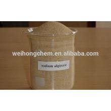 Hochviskoses Natriumalginat für Textilindustrie