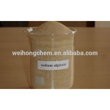 High Viscosity sodium alginate for textile industry