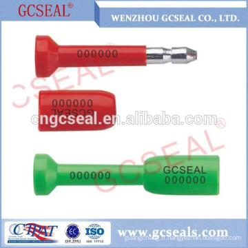 Alibaba China Supplier Security Seals GC-B008