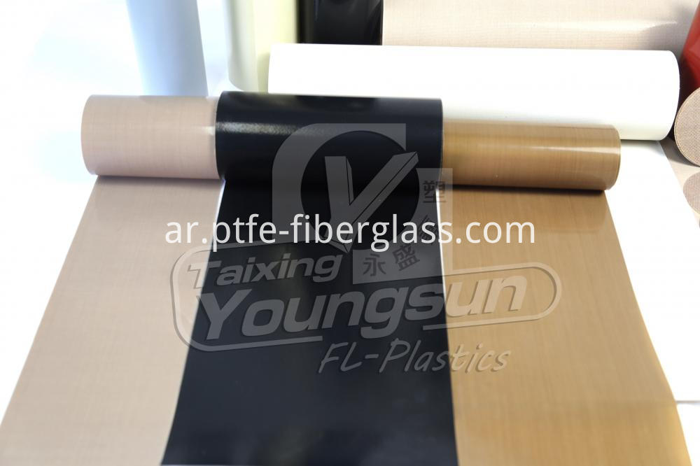 high quality PTFE coated fabric
