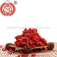 China dried small grains gojiberry ningxia red goji berries for sale
