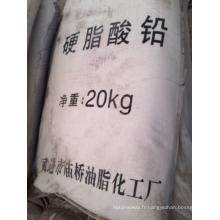 Stabilisateur chimique en poudre de stéarate de plomb