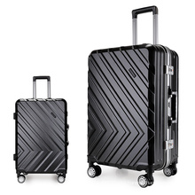 Factory trolley bag luggage set wholesale