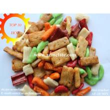valentine japanese rice cracker